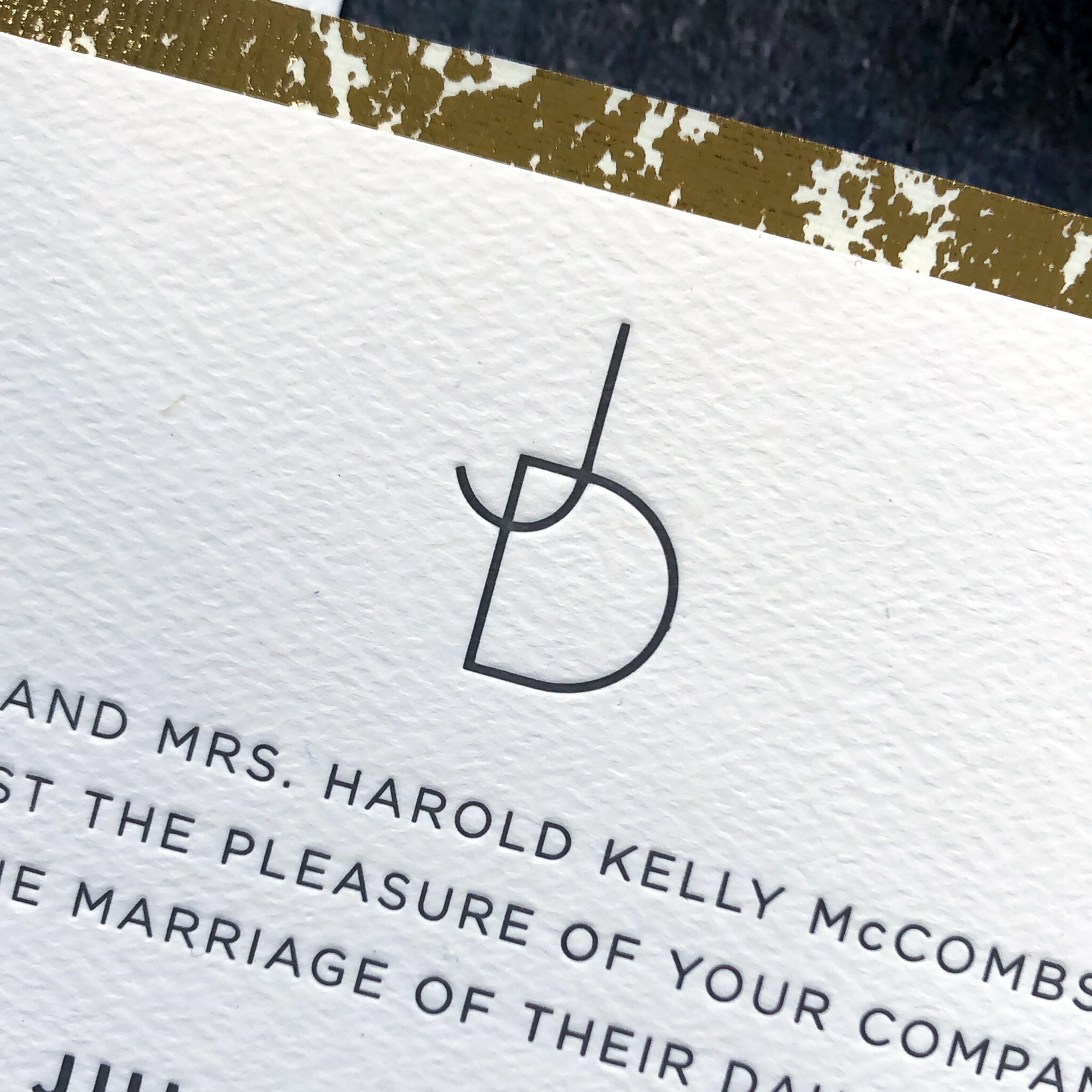 TypeA-Invitations_TheJulia_MinimalMonodernWeddingInvitationSuite_CustomMonogram_Simple_Letterpress_CloseUp.jpg