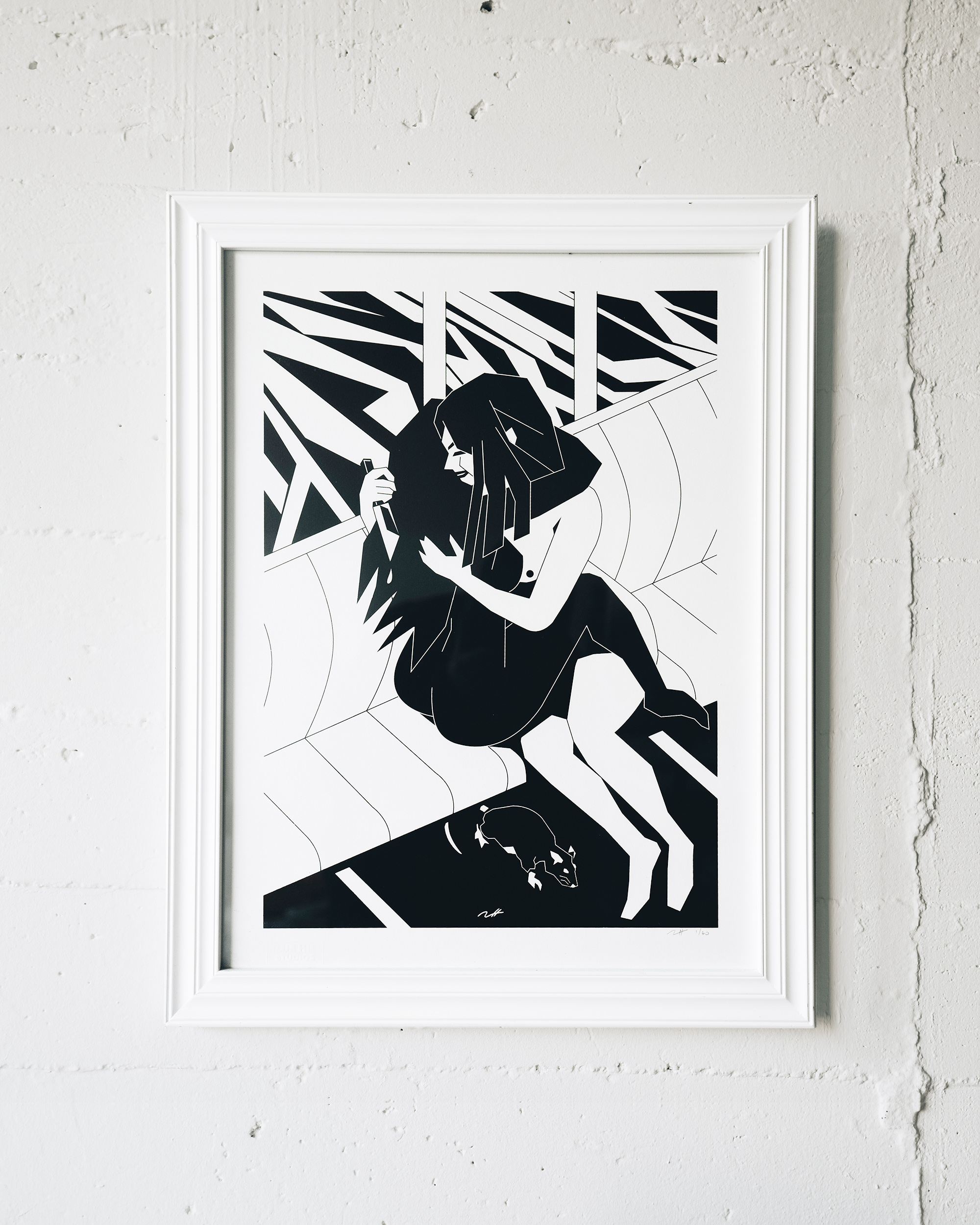 Tommii Lim_Be My Valentine_18%22x24%22_signed and numbered LIMited edition screenprint (edition of 60)_2019.jpg