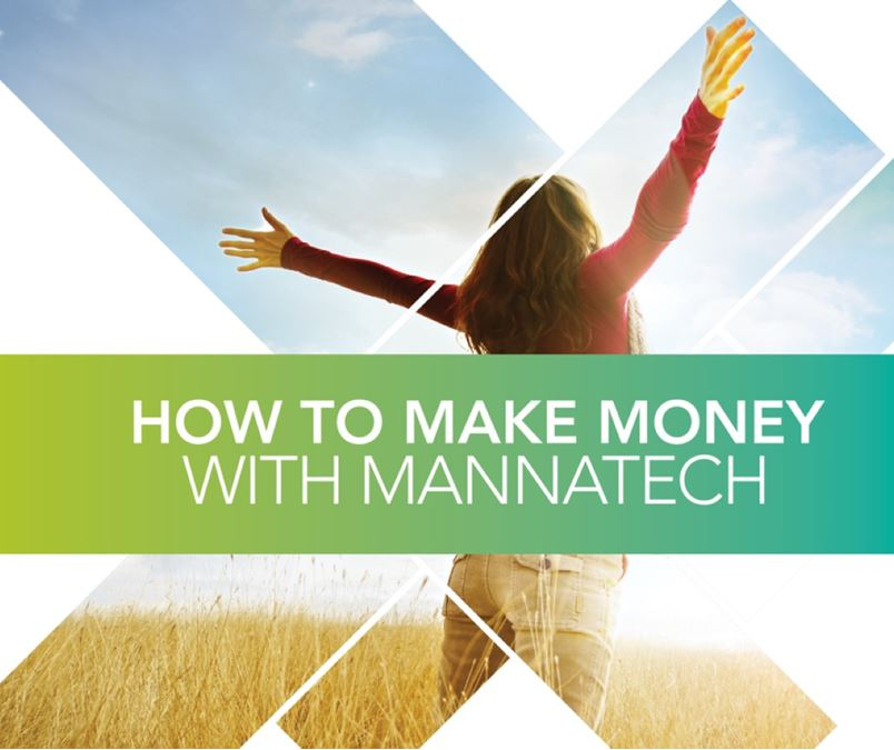 HOW TO MAKE MONEY WITH MANNATECH
