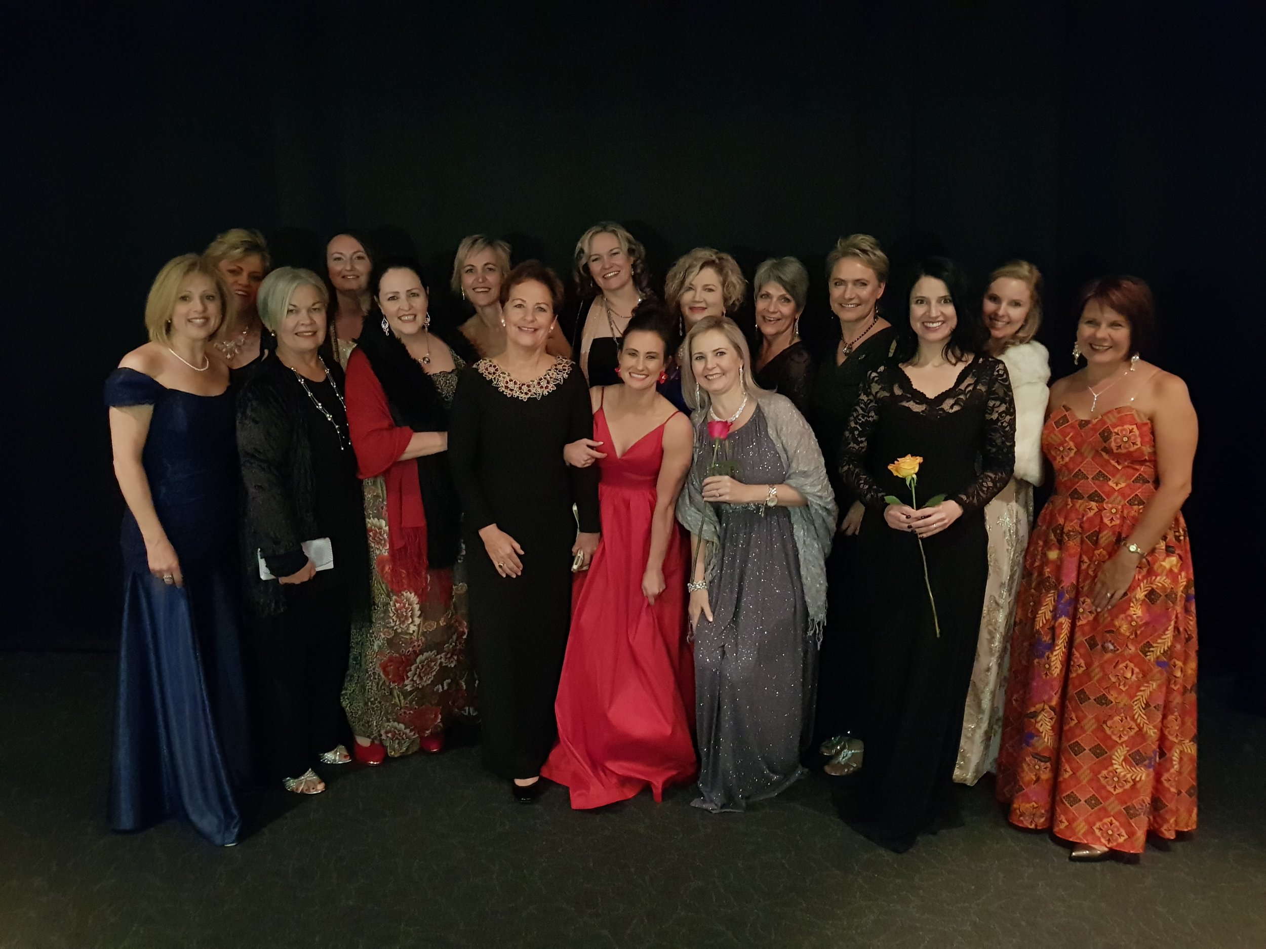 PRESIDENTIAL LADIES at the May 2018 Super Regional's
