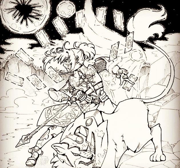 Inspired by the anime Cardcaptor Sakura
