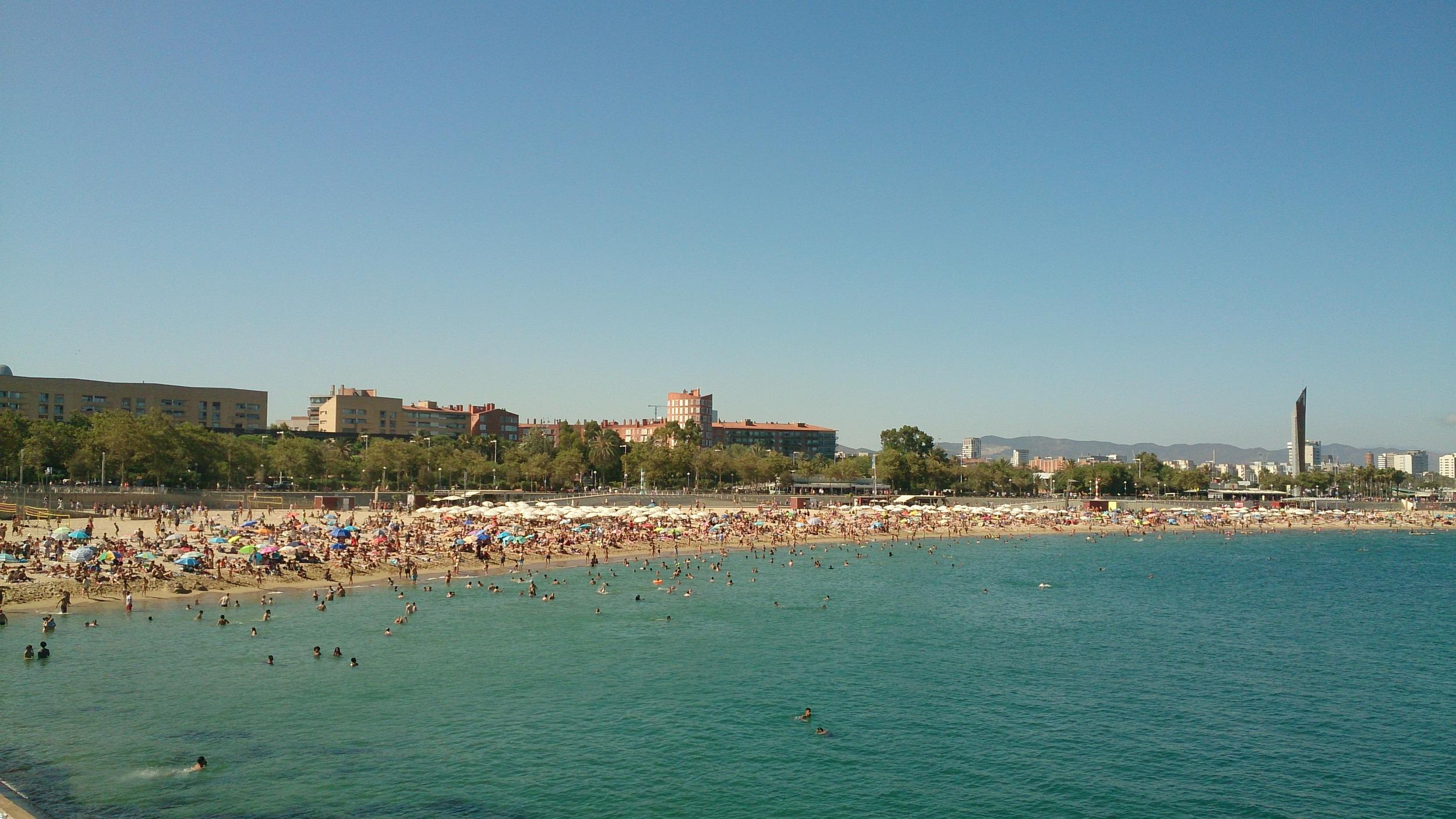 Olimpica Playa Beach