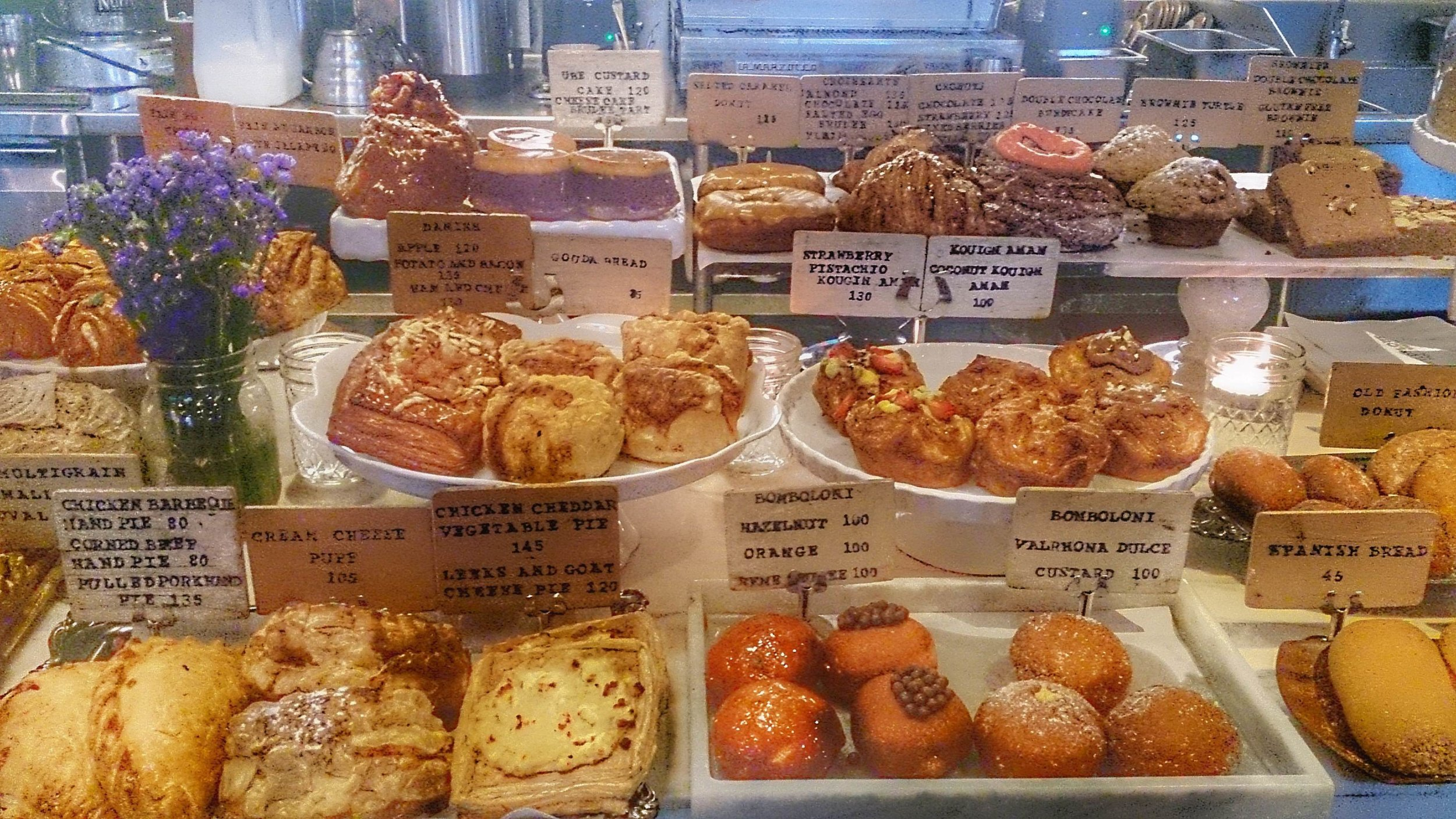 Dessert cafes in Manila city