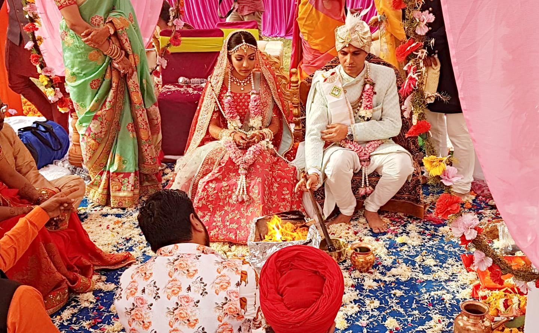 Indian Gujarati weddings
