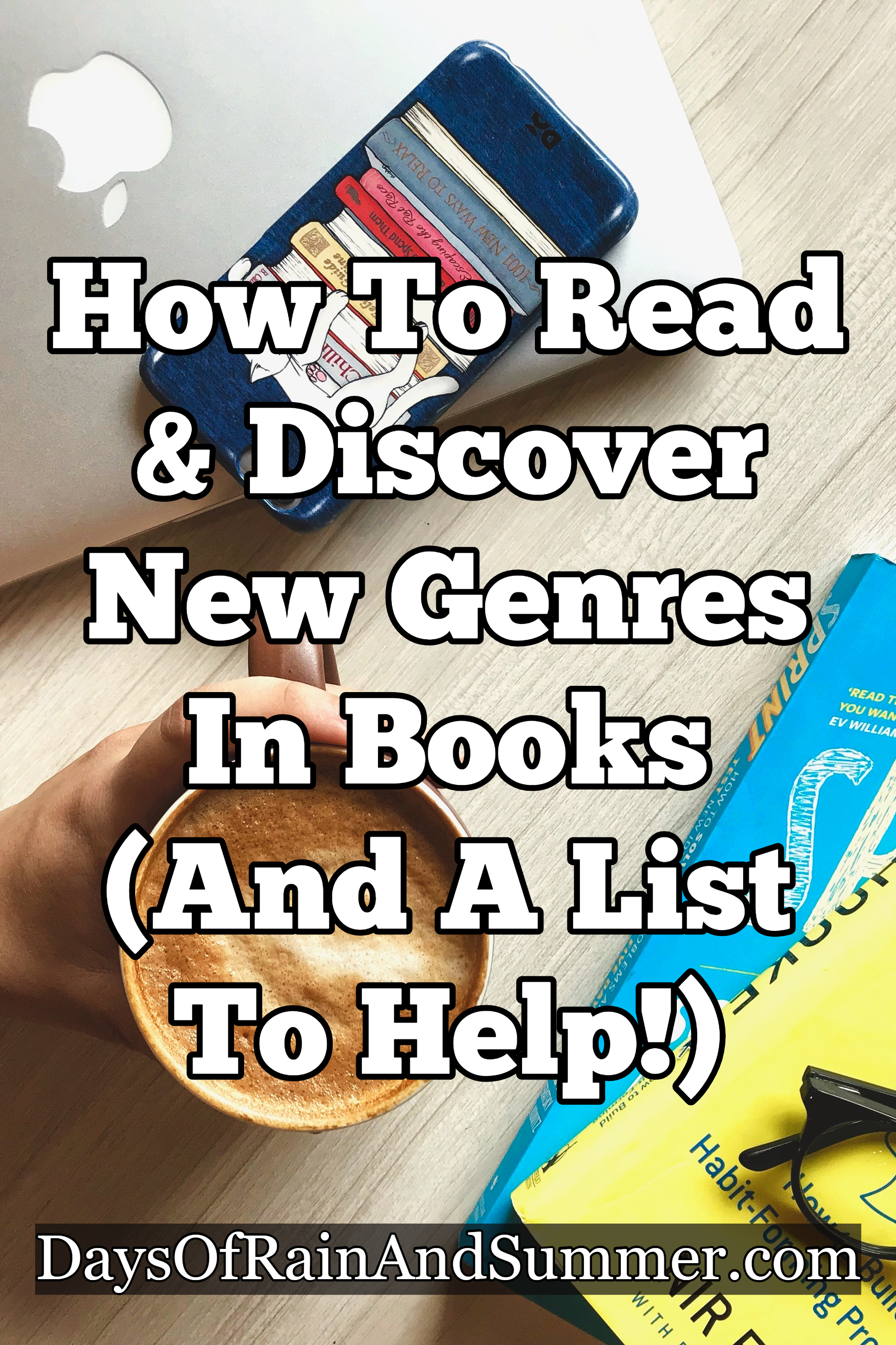 Read new popular summer books in the new year