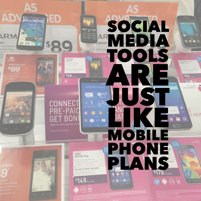 Mobile phone plans