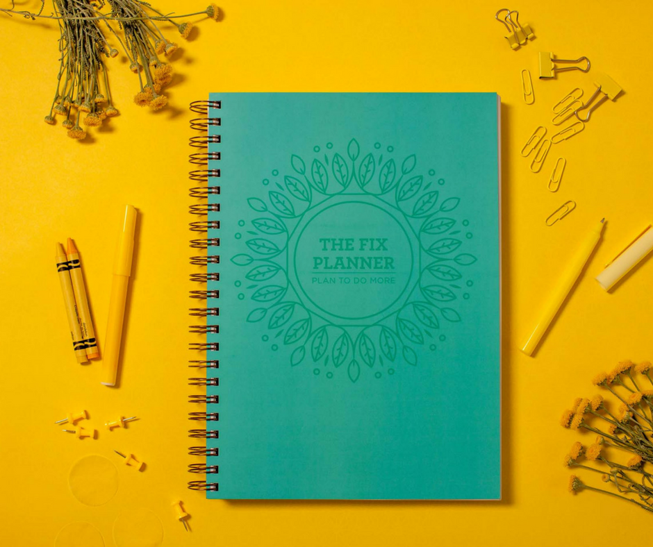 The Fix 2019 Business Planner & Diary