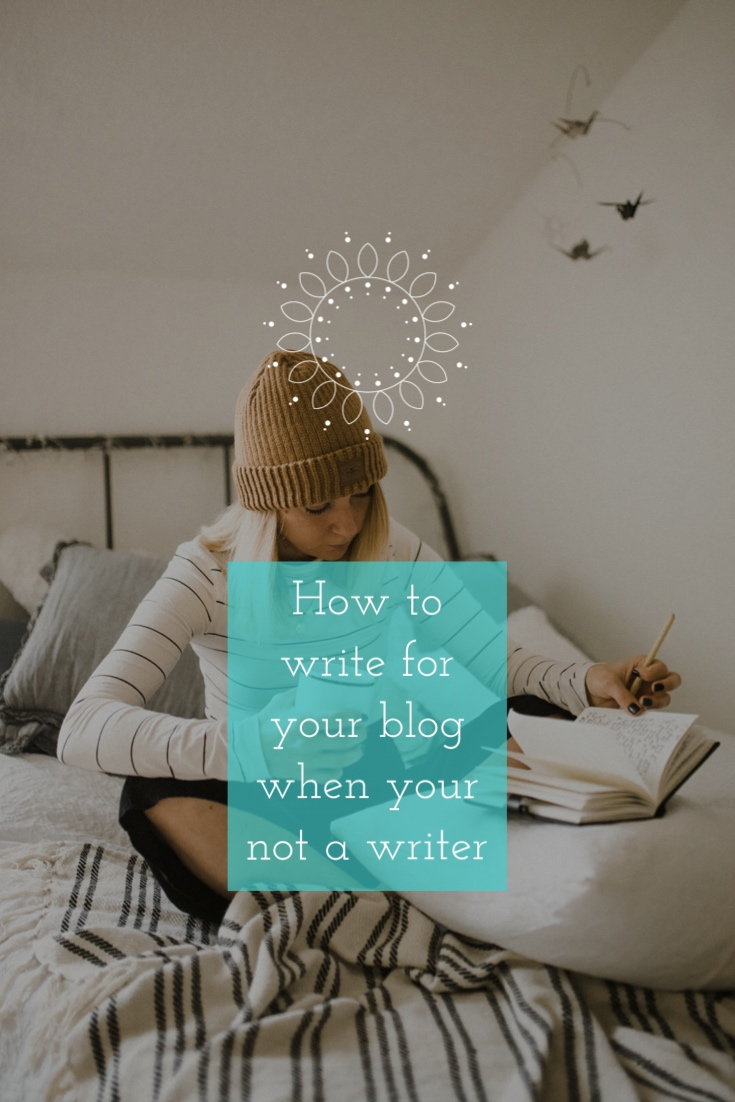 Sometimes, as a part of running a business you need to write, like articles or blogs. There are tools and an approach that will make it easy for you.