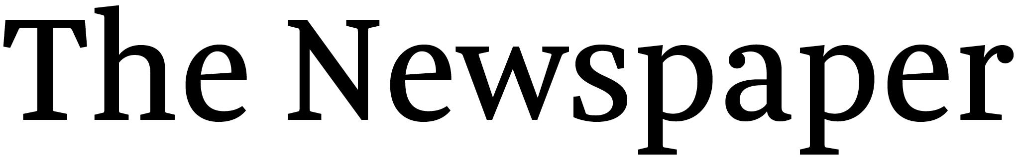 Meret Pro  a powerful newspaper typeface in seven weight from thin to black