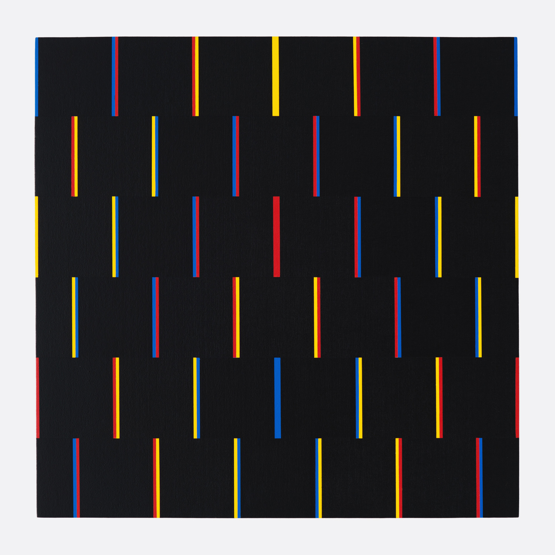 Partition symétrique N°6, 2001