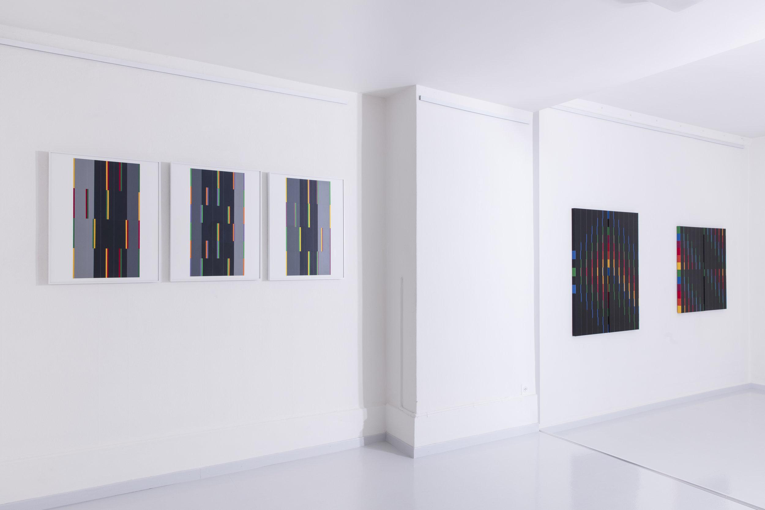 Exposition Claude Pasquer 2017