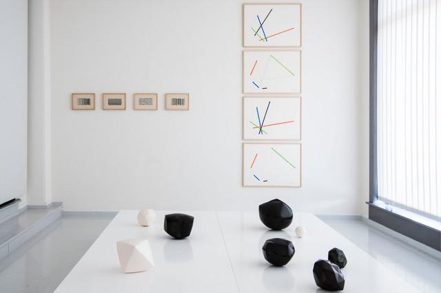 Exposition Nadia Pasquer et Hans Jörg Glattfelder, 2019