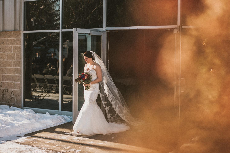 Michigan Wedding Photographer - Grand Rapids Winter Wedding - 015.jpg