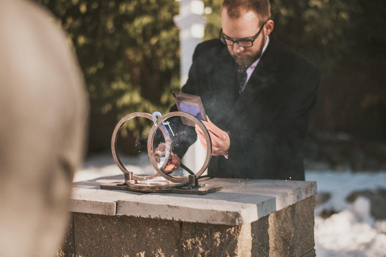 Michigan Wedding Photographer - Grand Rapids Winter Wedding - 018.jpg