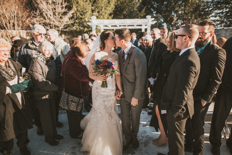 Michigan Wedding Photographer - Grand Rapids Winter Wedding - 021.jpg
