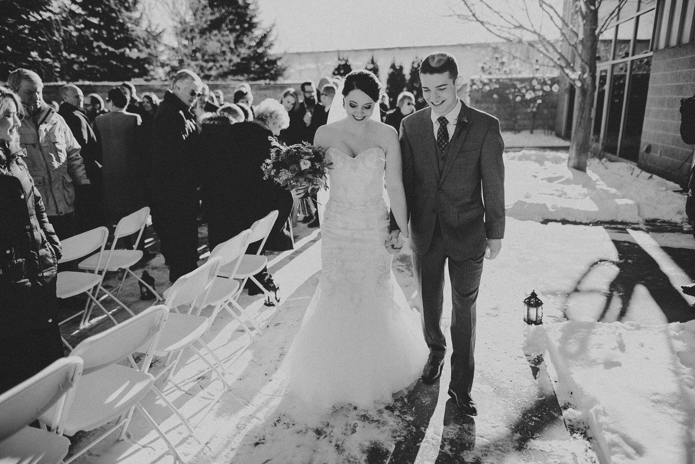 Michigan Wedding Photographer - Grand Rapids Winter Wedding - 022.jpg