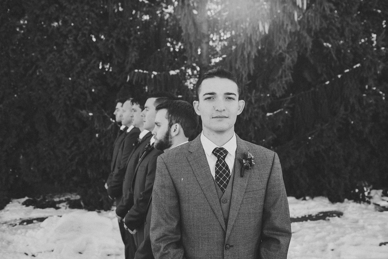 Michigan Wedding Photographer - Grand Rapids Winter Wedding - 029.jpg