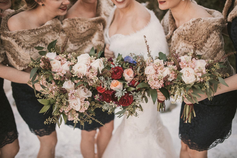 Michigan Wedding Photographer - Grand Rapids Winter Wedding - 030.jpg