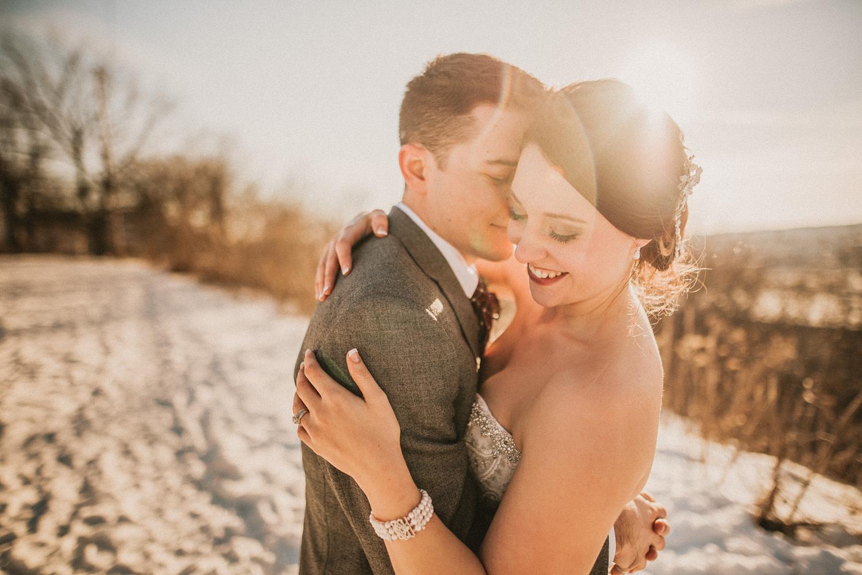 Michigan Wedding Photographer - Grand Rapids Winter Wedding - 045.jpg
