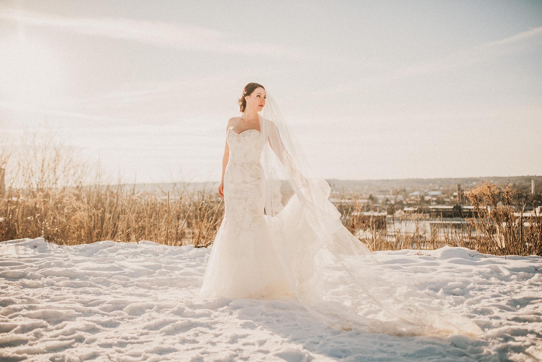 Michigan Wedding Photographer - Grand Rapids Winter Wedding - 055.jpg