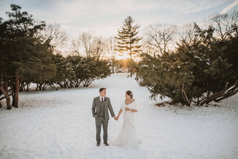 Michigan Wedding Photographer - Grand Rapids Winter Wedding - 067.jpg