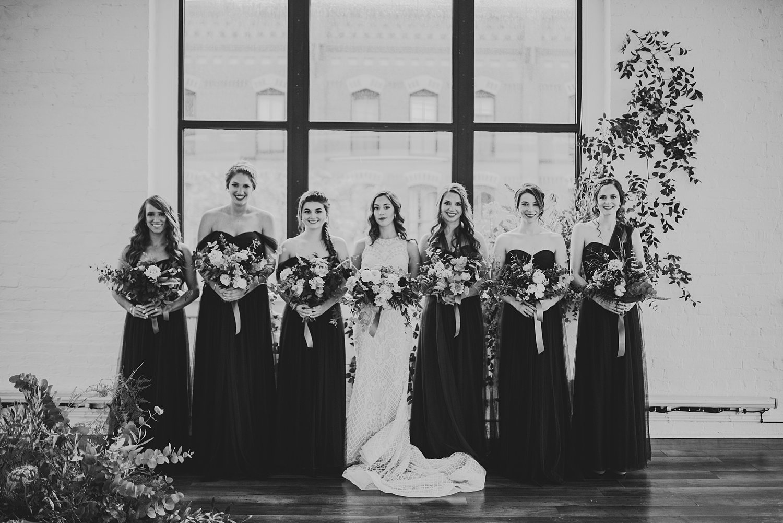 Wedding at Loft 310 - Weddings in West Michigan, Kalamazoo, Detroit, Grand Rapids, Wedding Photography - Ryan Inman - 17.jpg