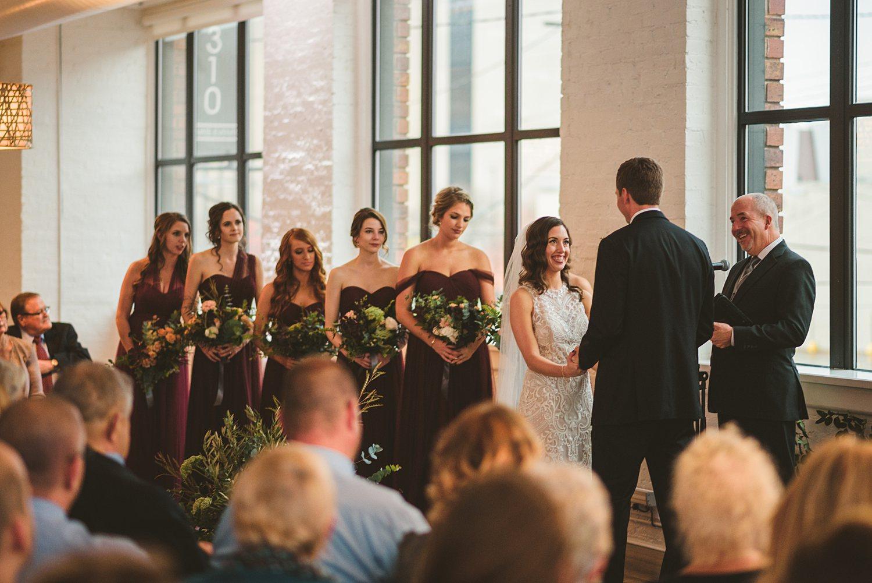 Wedding at Loft 310 - Weddings in West Michigan, Kalamazoo, Detroit, Grand Rapids, Wedding Photography - Ryan Inman - 47.jpg