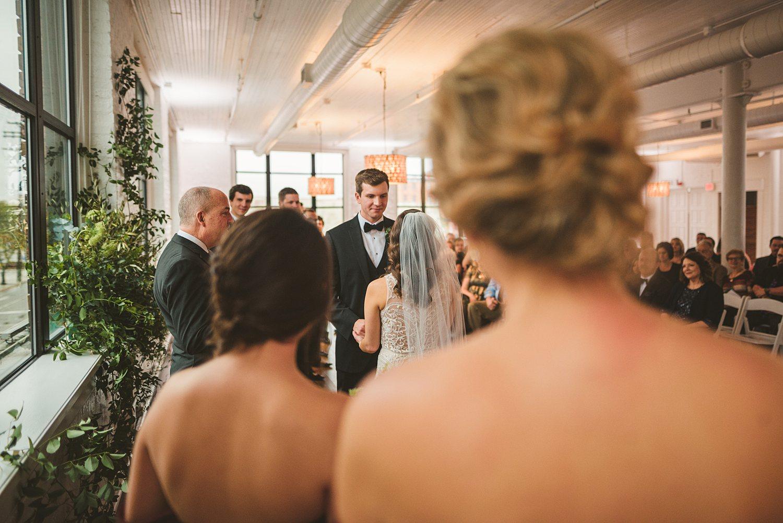 Wedding at Loft 310 - Weddings in West Michigan, Kalamazoo, Detroit, Grand Rapids, Wedding Photography - Ryan Inman - 50.jpg