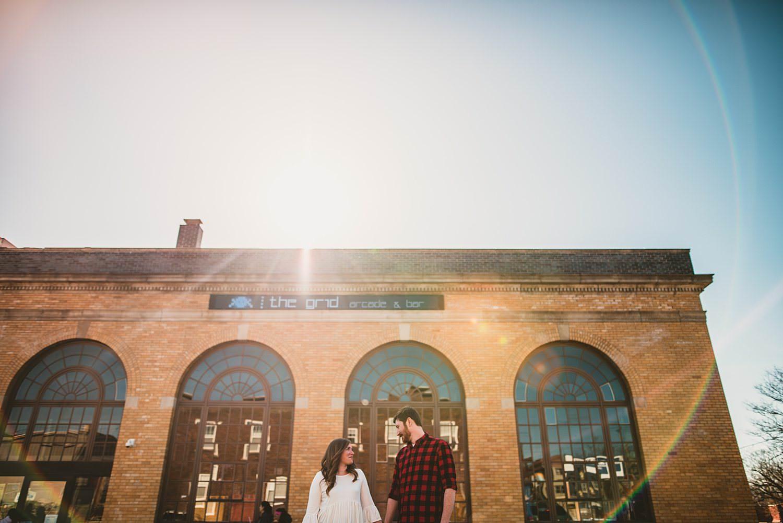 Lansing Engagement Photos - Grand Rapids, West Michigan Wedding Photographer - Jenna and Mike - 11.jpg