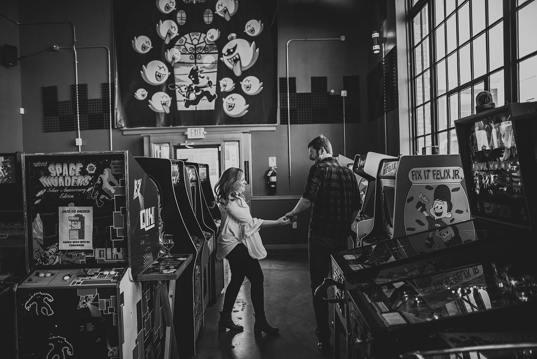 Lansing Engagement Photos - Grand Rapids, West Michigan Wedding Photographer - Jenna and Mike - 41.jpg