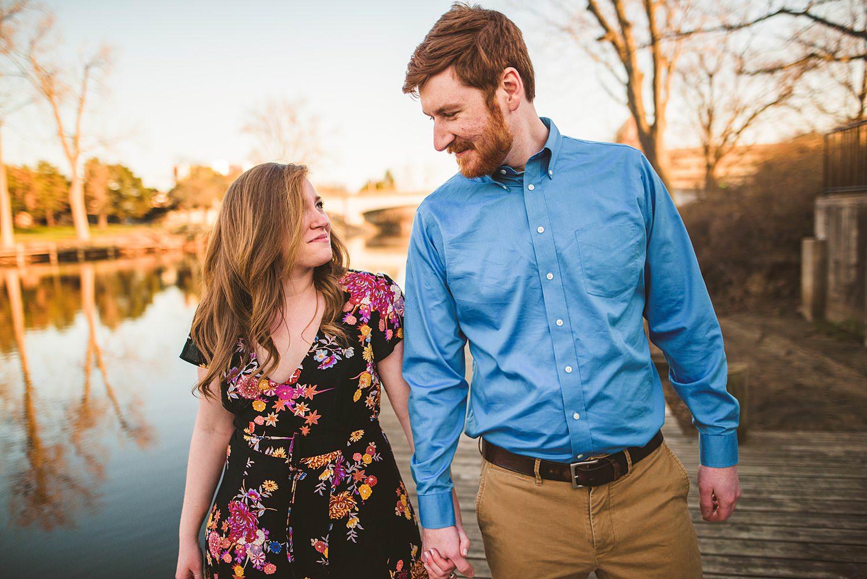 Lansing Engagement Photos - Grand Rapids, West Michigan Wedding Photographer - Jenna and Mike - 63.jpg