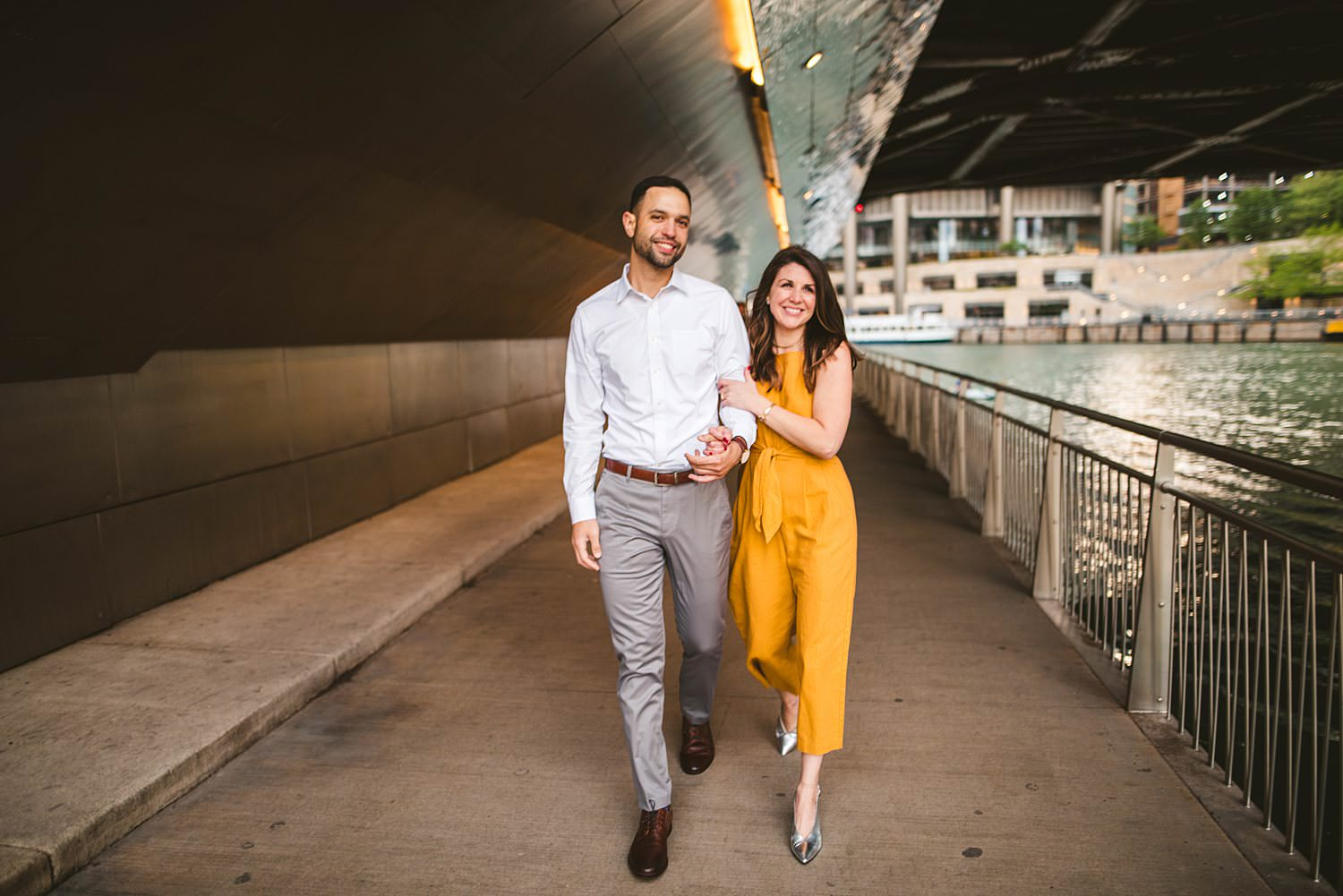 Downtown Chicago Engagement Photos - Museum of Science and Industry Session - Elizabeth and Dan -41.jpg