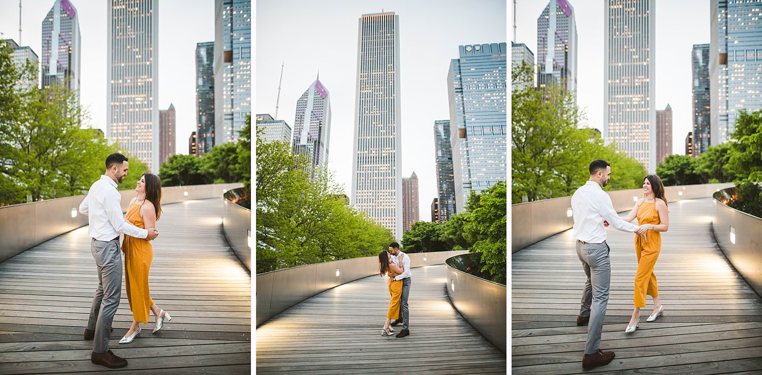 Downtown Chicago Engagement Photos - Museum of Science and Industry Session - Elizabeth and Dan -58.jpg