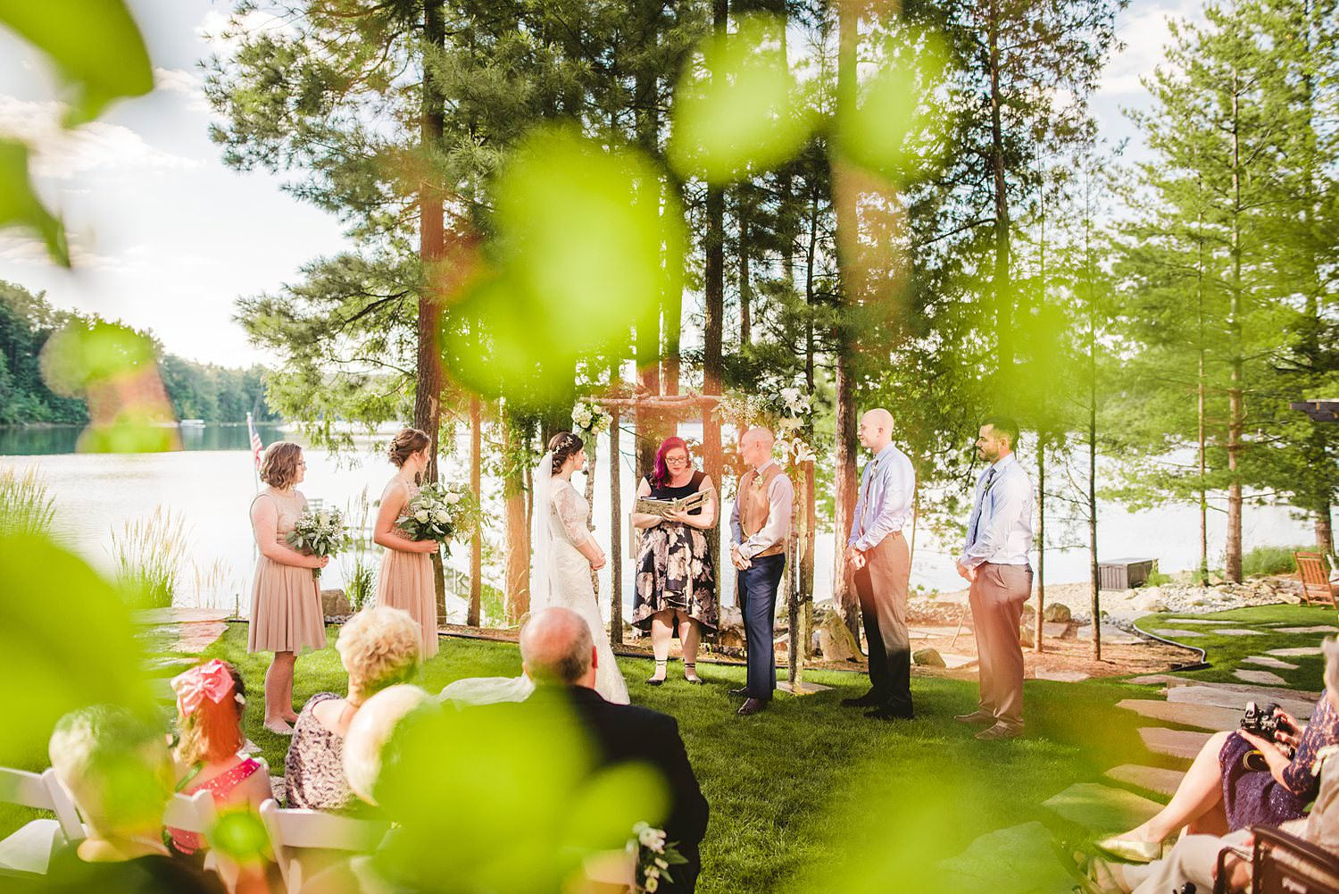 Northern Michigan Nature Backyard Elopement Intimate Wedding 58.jpg