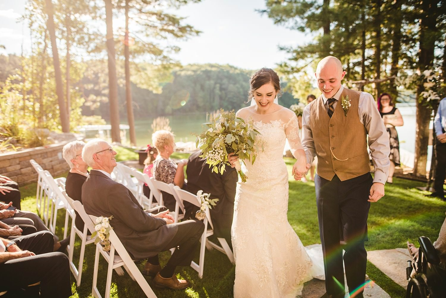 Northern Michigan Nature Backyard Elopement Intimate Wedding 68.jpg