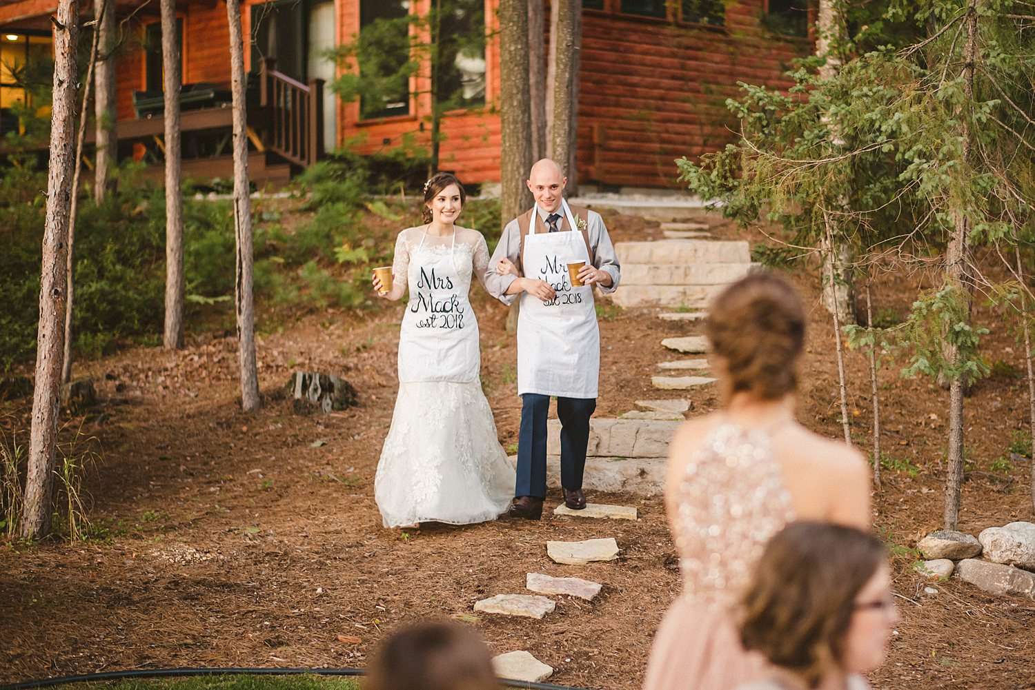 Northern Michigan Nature Backyard Elopement Intimate Wedding 133.jpg