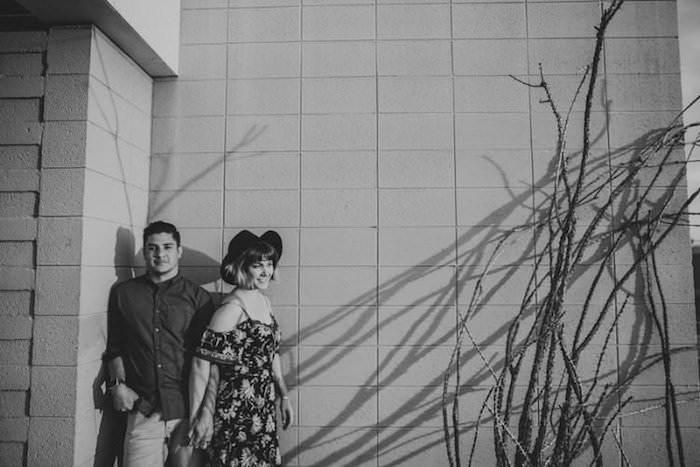 JESS + GABLE | DOWNTOWN PHOENIX, ARIZONA -