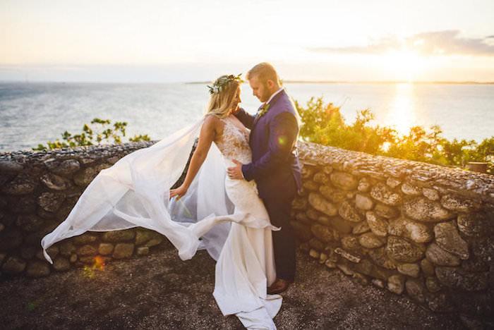 JEN + DAN | THE INN AT STONECLIFFE MACKINAC ISLAND WEDDING -