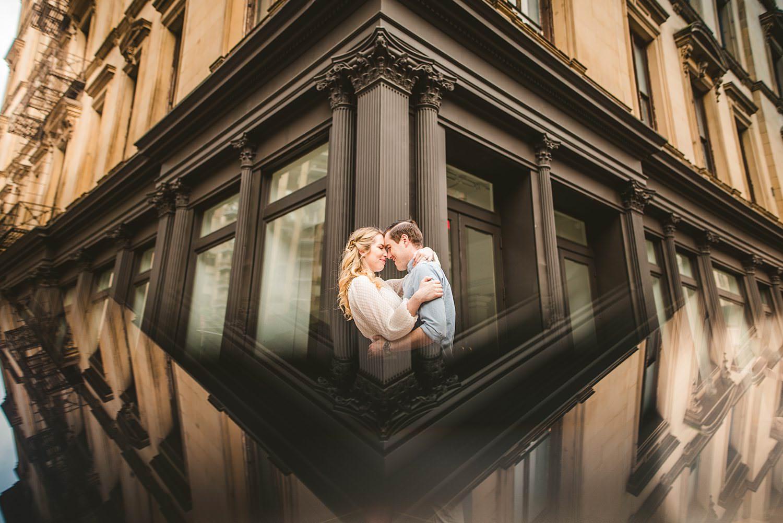 New York City Flatiron District Engagement Photos 2.jpg