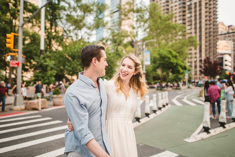 New York City Flatiron District Engagement Photos 8.jpg