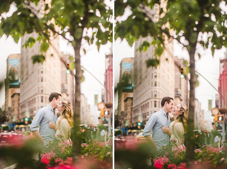 New York City Flatiron District Engagement Photos 14.jpg
