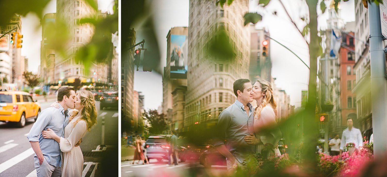 New York City Flatiron District Engagement Photos 15.jpg