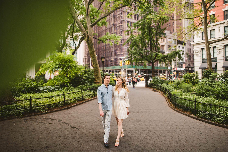 New York City Flatiron District Engagement Photos 28.jpg