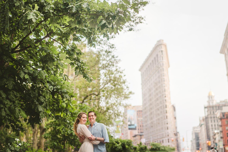 New York City Flatiron District Engagement Photos 39.jpg