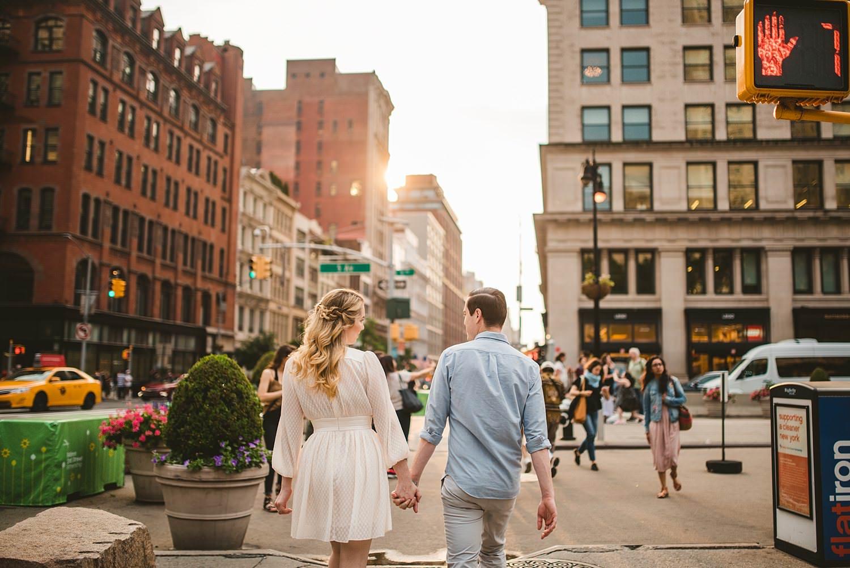 New York City Flatiron District Engagement Photos 40.jpg