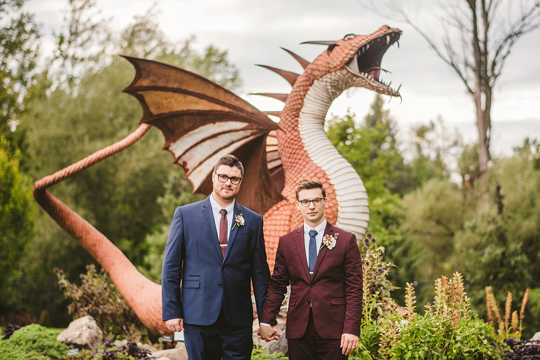 Castle Farms Northern Michigan LGBT Gay Wedding Photographer 61.jpg