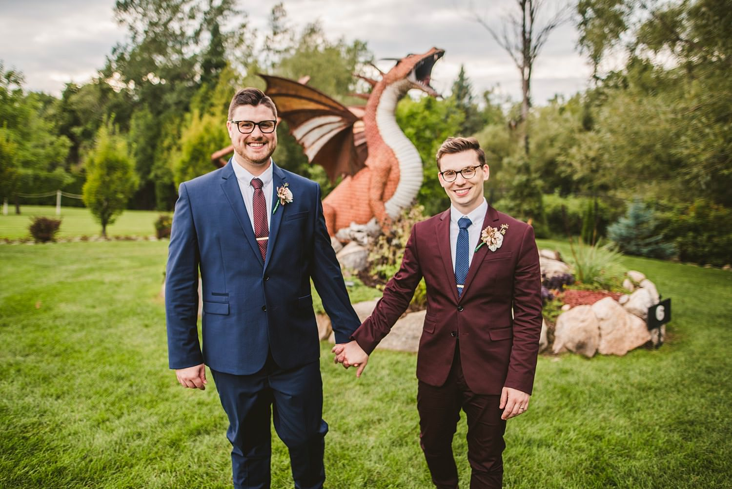 Castle Farms Northern Michigan LGBT Gay Wedding Photographer 63.jpg