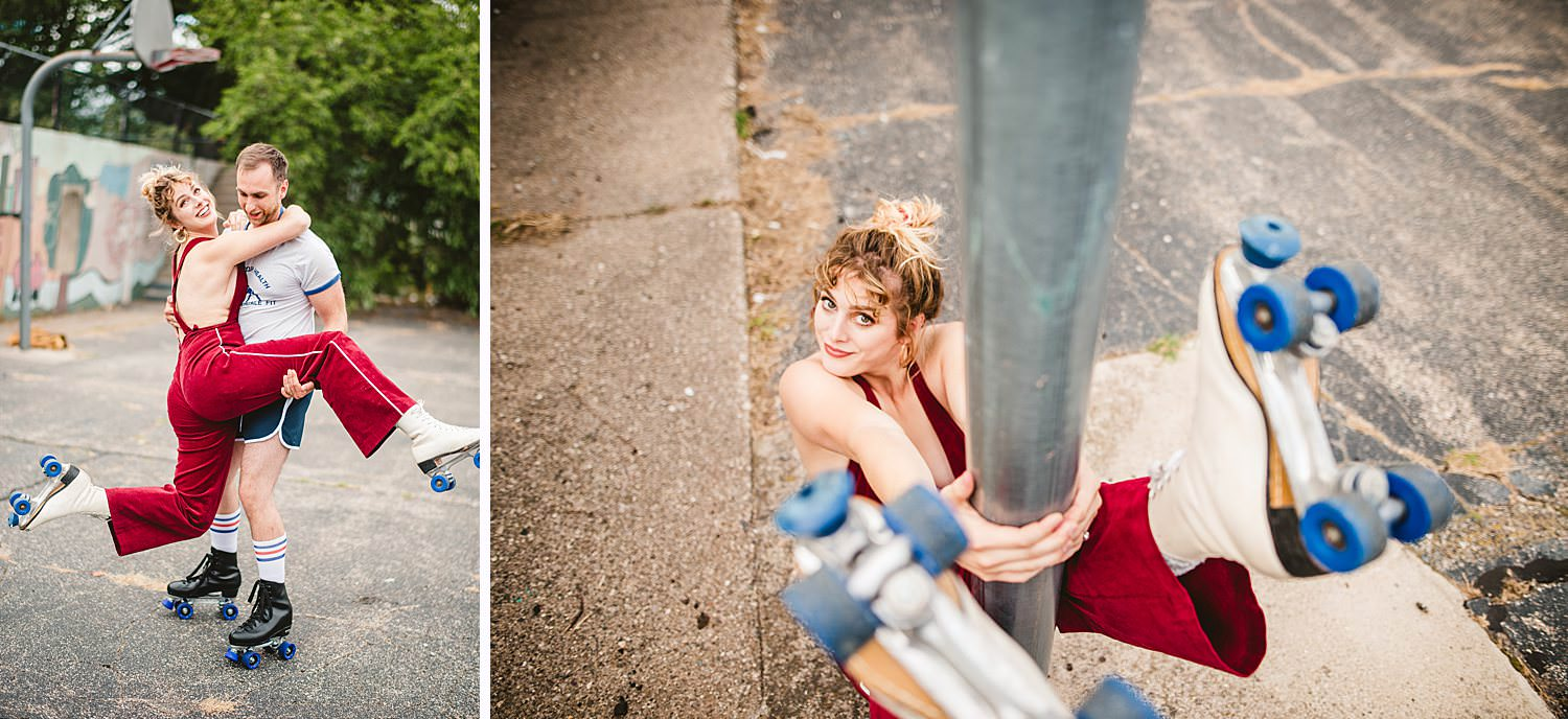1970s themed roller skate shoot in Grand Rapids Michigan 1.jpg