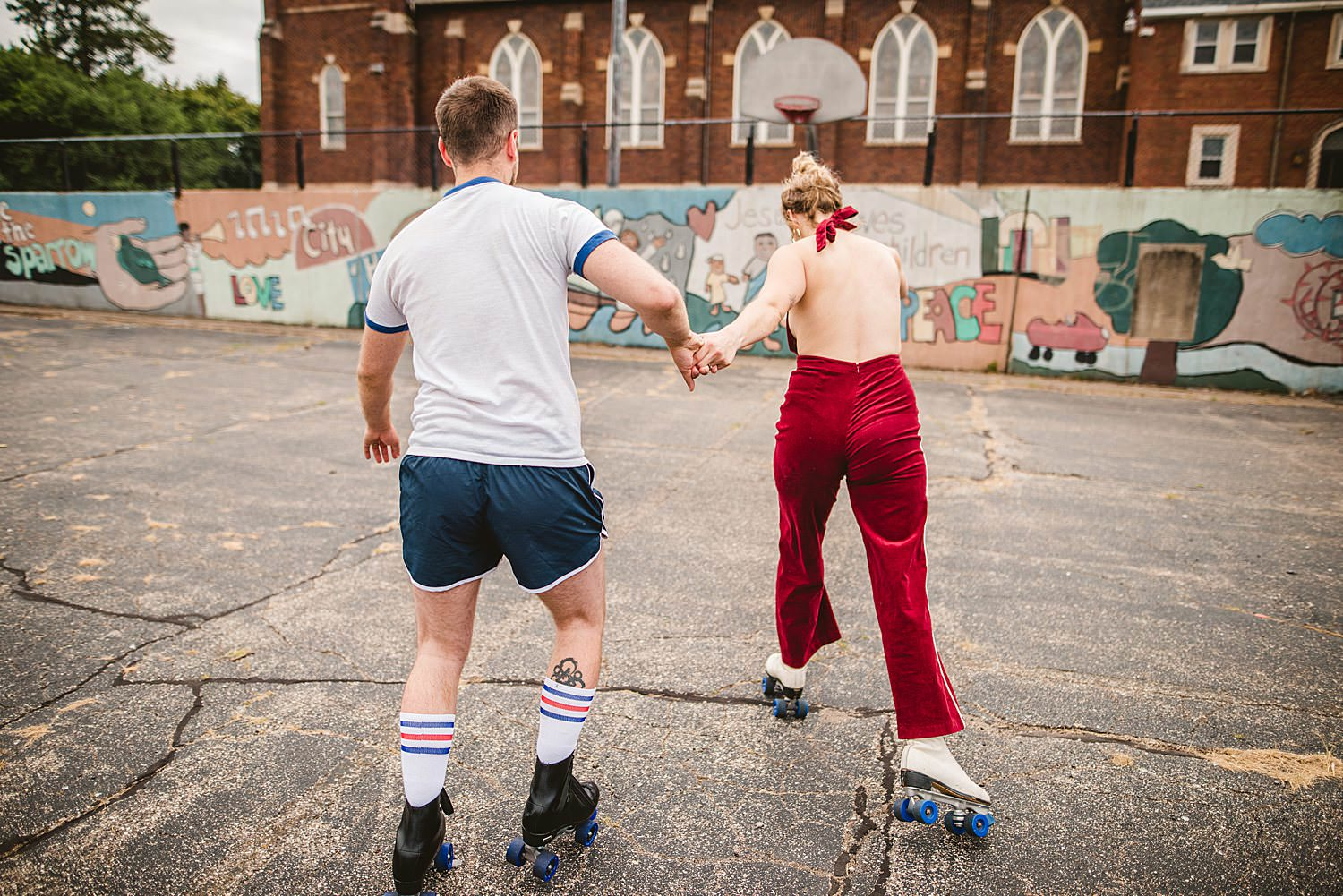 1970s themed roller skate shoot in Grand Rapids Michigan 10.jpg