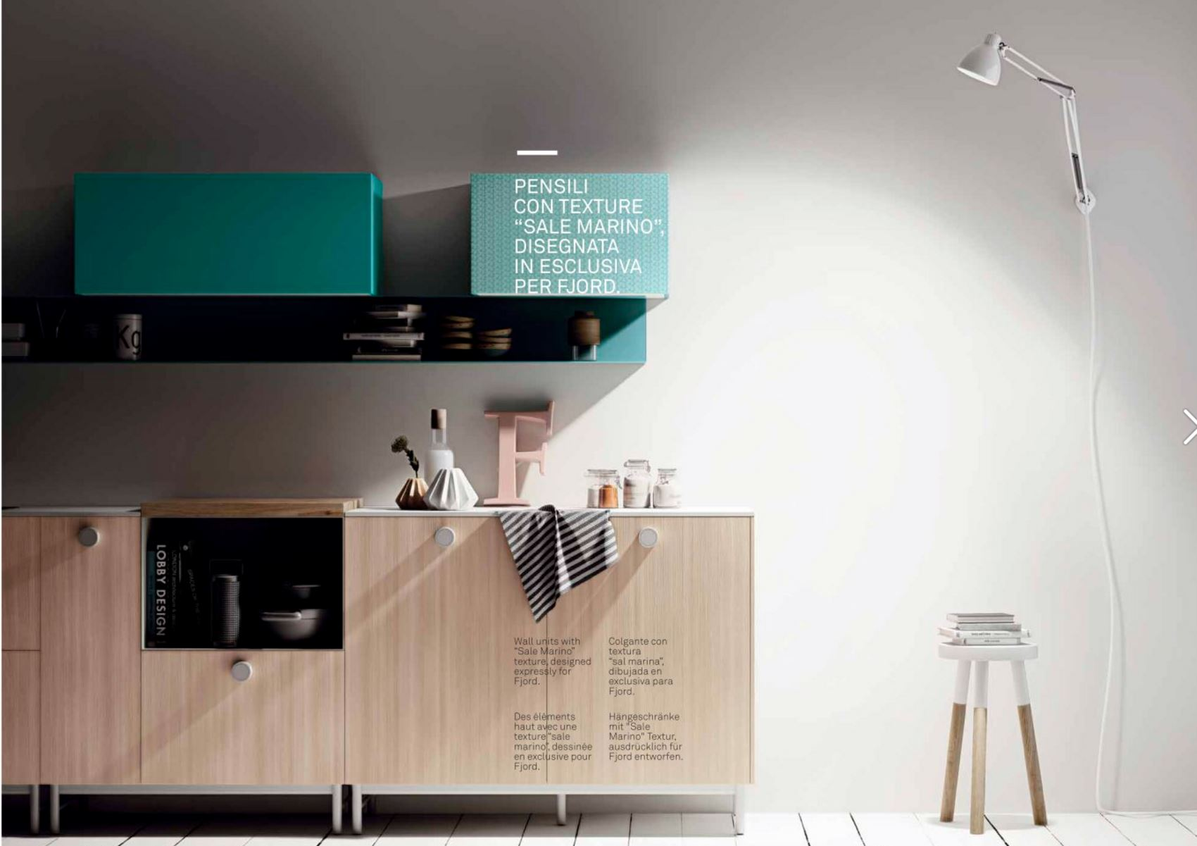 Kitchen - Doimo cucine 01.JPG